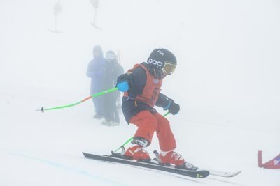 Division 6 Boys Ski Cross