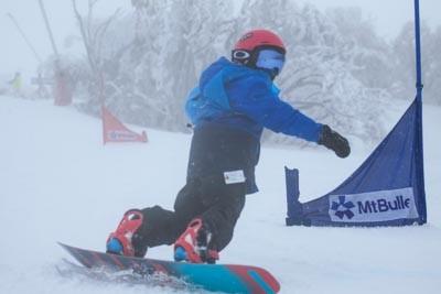 Division 5 Boys Snowboard GS