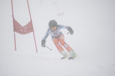Division 3 Boys Alpine GS Action Shots