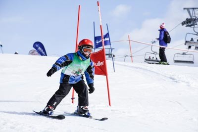 Ski School Races – Race Shots