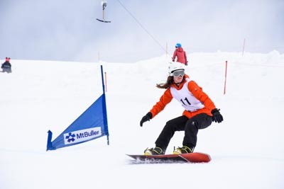 Lauriston Girls SNB Race