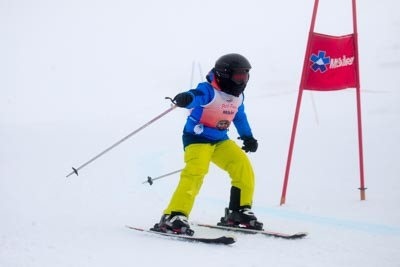 Ski School Race Day
