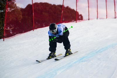 VIC UNI GAMES Ski Cross Final