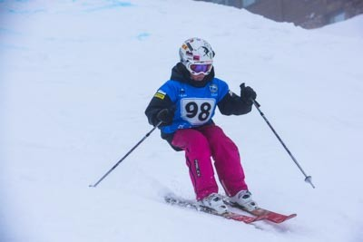 Junior National Mogul Championships – Girls