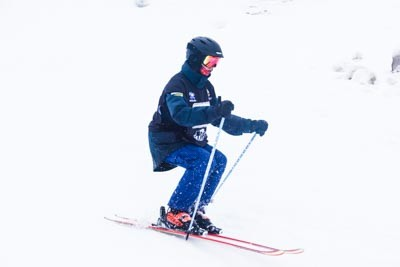 Junior National Mogul Championships – Boys