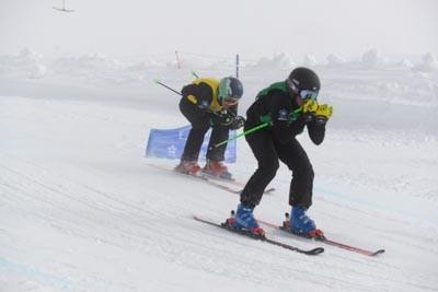 KOM Ski Cross U16's Finals