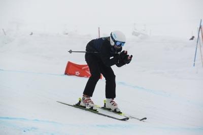 KOM Ski Cross U14's Qualifier