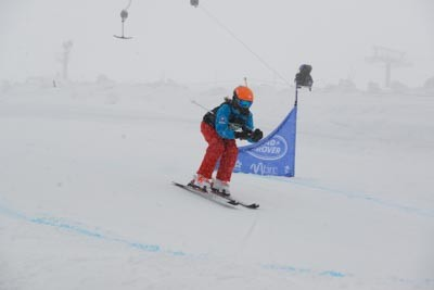 KOM Ski Cross U12's Qualifier