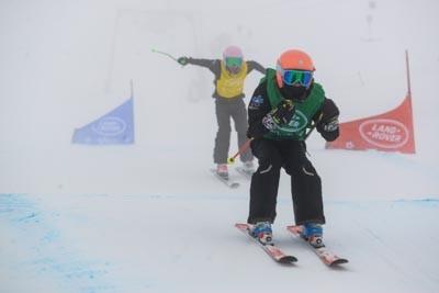 KOM Ski Cross U12's Final