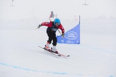 KOM Ski Cross U10's Qualifier
