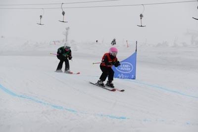 KOM Ski Cross U10's Final