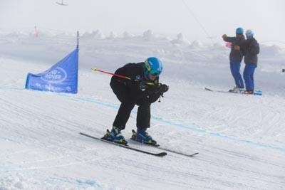KOM Ski Cross Junior Qualifier