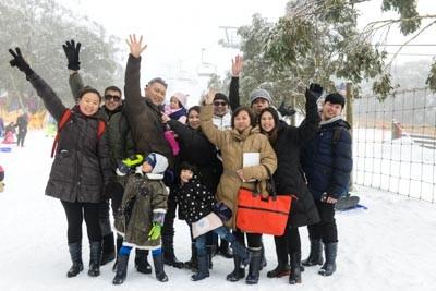 Bourke Street Families
