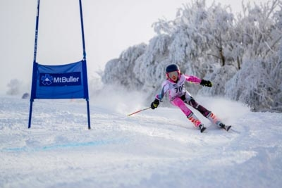 Alpine GS Div 4 Girls – Race Shots
