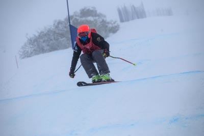 Skier Cross Division 4 Boys – Qualifier