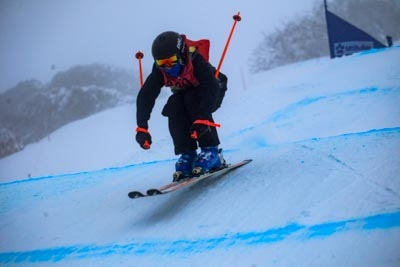 Skier Cross Division 4 Boys – Final