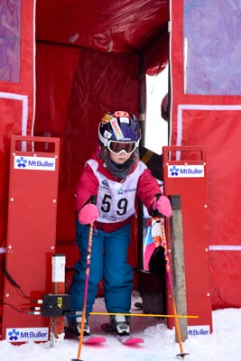 Alpine GS Division 6 Girls – Gate Shots