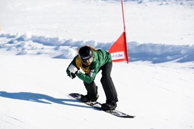 Snowboard Cross Division 3 Boys – Finals