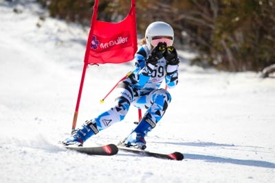 Alpine GS Division 2 Girls – Race