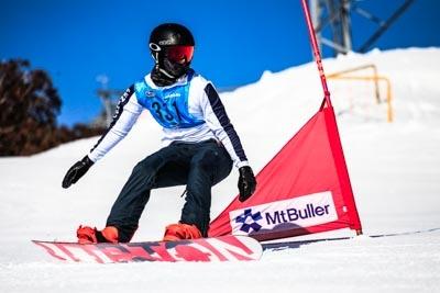 Snowboard GS Division 2 Boys – Race Shots