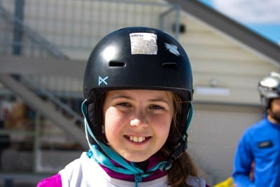 Kids Ski School AM
