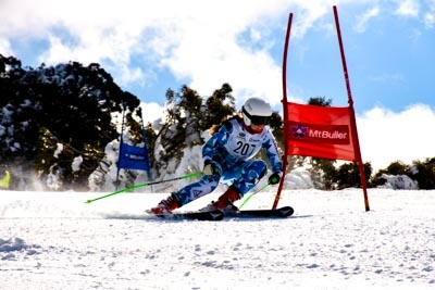 Alpine GS Division 1 Girls – RACE