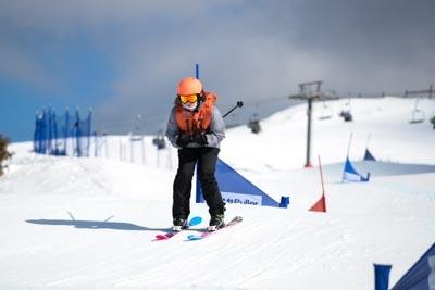 Ski Cross Division 2 Girls