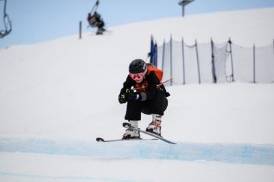 Ski Cross Division 1 Girls