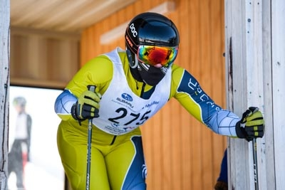 Alpine GS Division 1 Boys – GATE