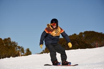 Snowboard Cross Division 2 Boys