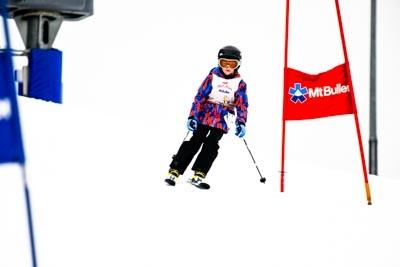 Ski School Races – ACTION