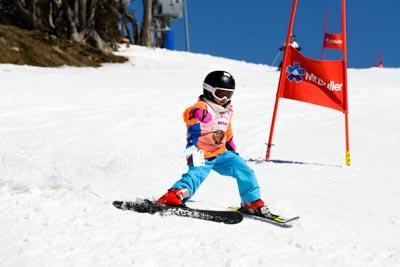 Ski School Race