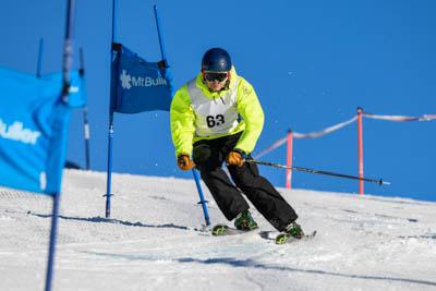 Mark Adams Ski Day