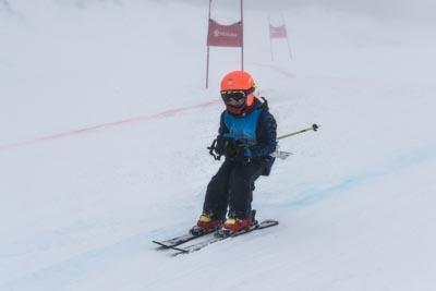 Ski School Race – Action