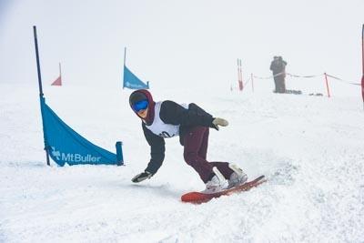 Carey Baptist Grammar Snowboard GS Race
