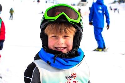 Ski School Race – Portraits