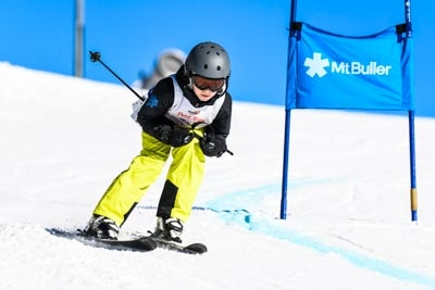 Ski School Race – Race Shots