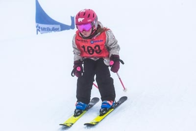 Division 6 Girls Ski Cross