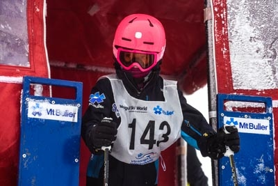 Division 5 Girls Alpine GS – Gate Shots
