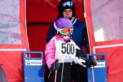 Multi Class Snowboard GS – Gate Shots