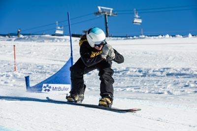 Division 3 Girls Snowboard Cross Qualifier