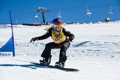 Division 3 Snowboard Cross Finals