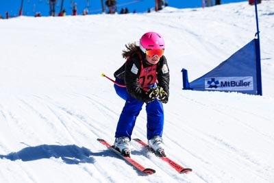 Division 2 Girls Ski Cross bib 505 – 600