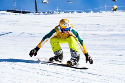 Division 2 Boys Snowboard Cross