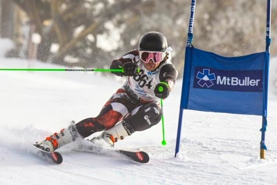 Div 1 Alpine GS Boys Race Shots (Bib 658 -709)