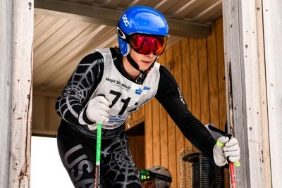 Div 1 Alpine GS Boys Gate Shots