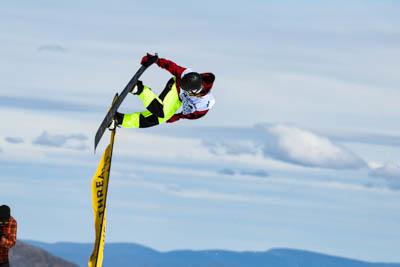 Yuki Threads Slopestyle Snowboard