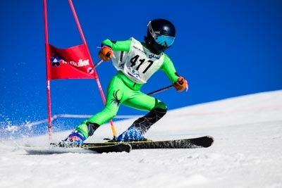 Division 6 Alpine Boys GS – Race Shots
