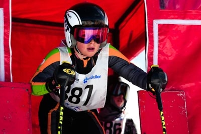 Divison 6 Boys Alpine GS – Gate Shots