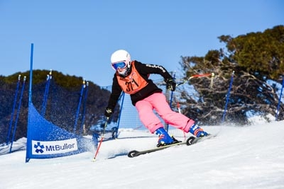 Division 3 Girls Ski Cross Qualifier
